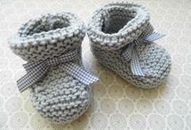 comment tricoter les chaussons