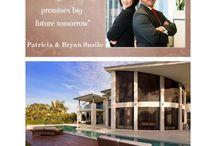 Patricia Susilo and Bryan Susilo