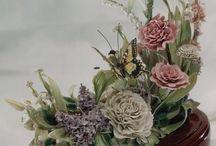 Porcelanowe kwiaty Wladimir Kanevski