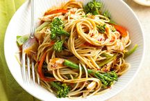 Pasta Dishes/Sauces / by Holley Evans