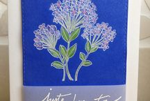 """Mes cartes """"Juste pour toi""""/ My """"Just for you"""" cards"""