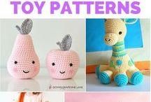 Handicraft: Toys & Amigurumies
