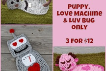 Things I want to make / by Yarn Monkey Crochet