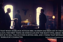 Sherlockians Unite!!! / by Rachel Ramsey