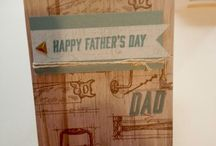 Father's Day/Masculine Cards