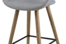 Bar stools || DesignOnline24 / Are you looking for a nice bar stool for your living room , dining room or kitchen? Take a look at our extensive collection of bar chairs and bar stools , available in different seat heights. The most popular seat height for a bar stool is 65 cm and 75 cm for a table top height of 95 and 105 cm respectively