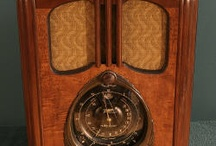 Radios of OLDEN TIMES / by Paula Ewell