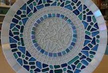 Mosaics plates