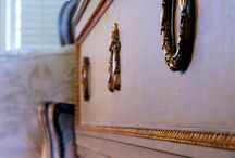 Antiques in Situ / Showing beautiful quality 19h century European antiques in our client homes.