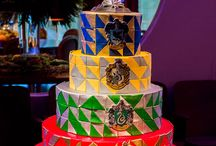 Harry Potter pasteles