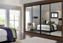 Wardrobes - Master Bedroom
