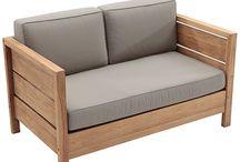 sofa ungu