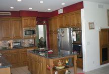 Yorba Linda - Kitchen Cabinets / Inspirational Kitchen Designs By Mr Cabinet Care