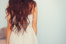 hair / by Martha Borovska