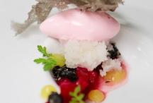 Molecular desserts