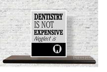 we √ dentistry