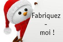 Christmas ideas / Décorer sa maison pour Noël