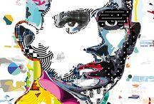 Portrait / Digital Artworks