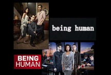 Being Human #Being Human UK & SyFy / Being Human UK BBC 3 & USA SyFy / by Being Human
