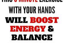 Boast Energy Exercise