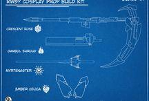武器 weapon / いろいろな武器 various weapons