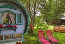 Happy camping / Camping & glamping inspiratie, campers, gepimpte caravans.
