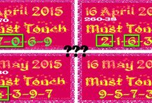 16 may 2015 / Thai Lottery Paper Tips From MT