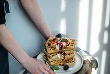 Waffle & Pancake Inspiration