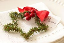 christmas placecards