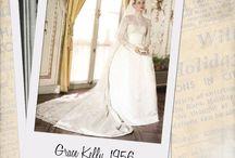 Wedding Dress Inspiration / Rivivi gli abiti da sposa più celebri per prendere ispirazione per il tuo giorno più bello