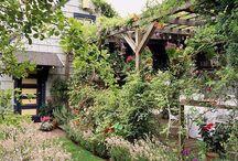 Patios terrazas & jardines