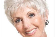 hair styles for over 60