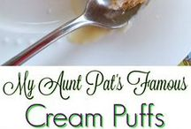Cream. Puffs
