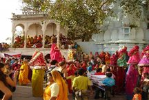 Celebrate and be a part of the fairs and festivals of Udaipur
