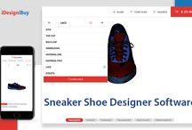 Sneaker Shoe Designer Software