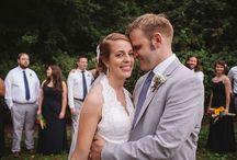 Yorktown Weddings / Glimpses of weddings that have been celebrated in Yorktown, Virginia!