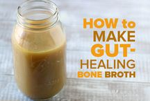 Bone marrow broth