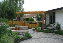 Backyard Designs / by Carolee Beckham