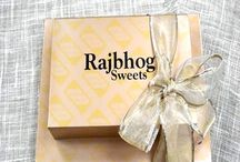 Diwali Sweets Gift Packs Online | ZiFiti
