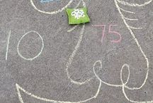 kid games outside / by Tiffany McNett Fisher