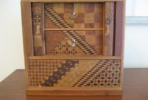 Japanese marquetry