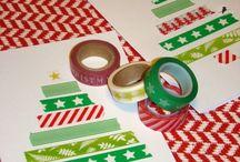 Karten mit Washi Tape