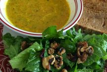 Food: Soups and Sides