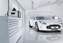 Garage & Motors Board / by Alexandre Production