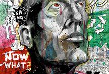 Eduardo Bertone / Art, Graffiti, Design, Illustration