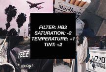 filtros vsco cam
