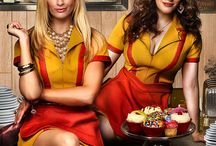 2 broke girls❤