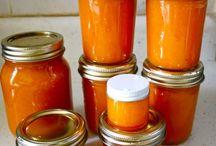 Canning & Gifts in jars