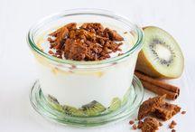 yoghurt break
