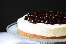 Cheesecakes / Recettes de cheesecakes